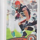 Peyton Hillis Trading Card Single 2011 Topps #180 Browns