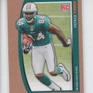 Patrick Turner RC SP 2009 Topps Unique Bronze #177 Dolphins 11/99