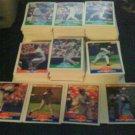 1989 Score Baseball Complete Set 660 Craig Biggio & Randy Johsnon RC's