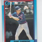 Ryne Sandberg Trading Card Single 1990 Topps #210 Cubs QTY Avail