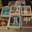1989 Topps Baseball Complete Set of 792 No Dupes!  Gary Sheffield RC QTY