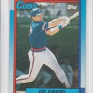 Joe Girardi Trading Card 1990 Topps #12 Cubs