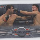 Michael Bisping Trading Card Single 2013 Topps UFC Finest #51