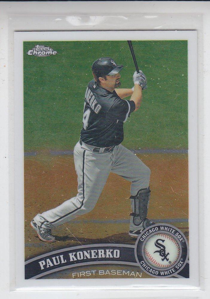 Brent Morel RC Trading Card Single 2011 Topps Chrome #214 White Sox