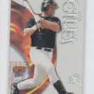 Brian Giles Trading Card Single 1999 E-X Century #75 Pirates