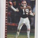Bernie Kosar Trading Card Single 1993 Score #301 Browns