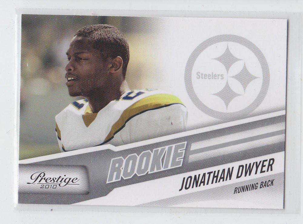 Jonathan Dwyer RC Trading Card Single 2010 Panini Prestige #263 Steelers