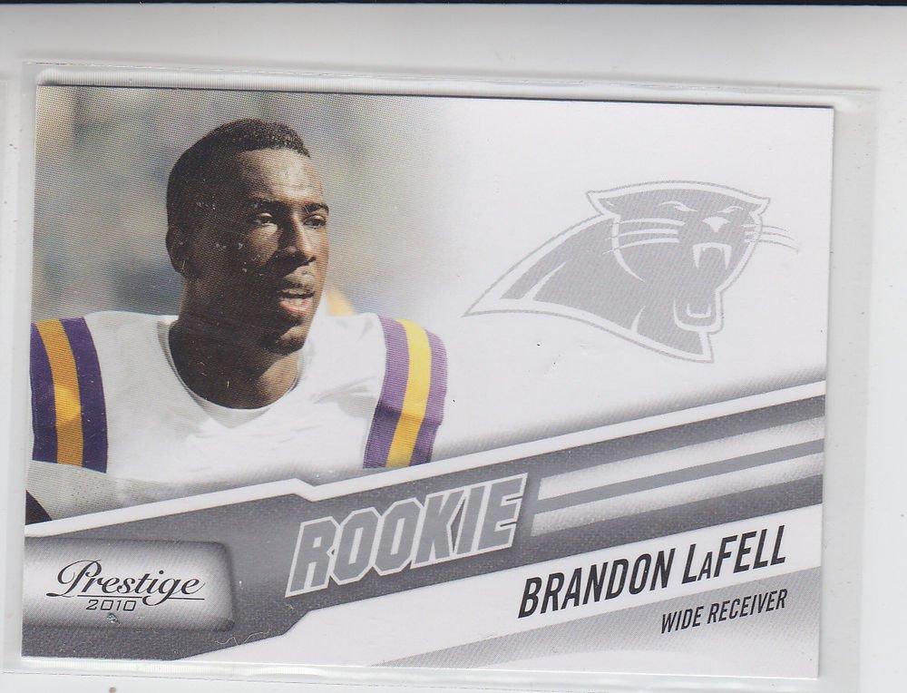 Brandon LaFell RC Trading Card Single 2010 Panini Certified #212