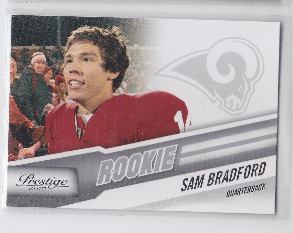 Sam Bradford RC Trading Card Single 2010 Panini Certified #267A