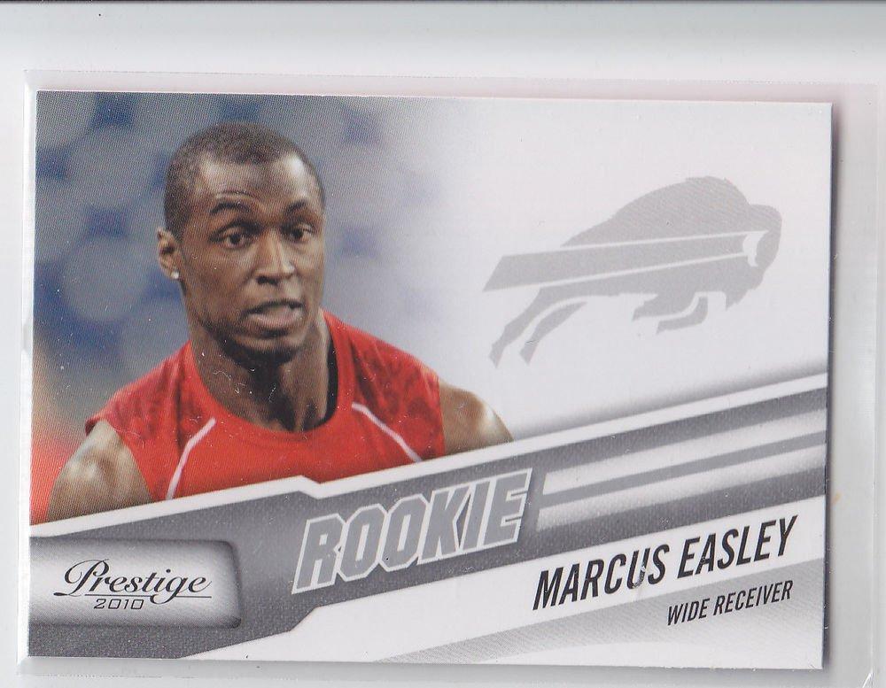 Marcus Easley Trading Card Single 2010 Panini Certified #269 Bills