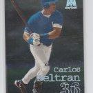 Carlos Beltran Trading Card Single 1999 Skybox Molten Metal #67 Royals
