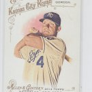 Alex Gordon Trading Card Single 2014 Topps Allen & Ginter #87 Royals