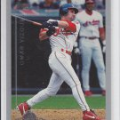Omar Vizquel Trading Card 1999 Topps Opening Day #87 Indians