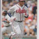 Andruw Jones Trading Card Single 2008 Upper Deck #50 Braves