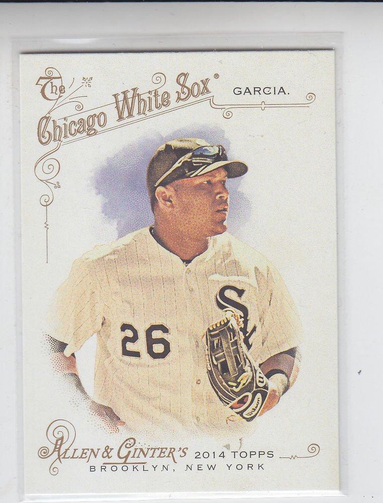 Avasail Garcia Trading Card Single 2014 Topps Allen & Ginter #194 White Sox