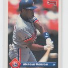 Marquis Grissom Trading Card Single 1993 Donruss #300 Expos
