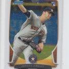 Jared Cosart RC Trading Card Single 2013 Bowman Chrome Draft #36 Astros