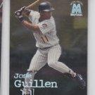 Jose Guillen Trading Card Single 1999 Skybox Molten Metal #82 Pirates