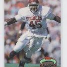 Joe Bowden RC Trading Card Single 1993 Stadium Club #501 Oilers