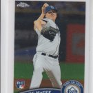 Jake McGee RC Trading Card Single 2011 Topps Chrome #181 Rays