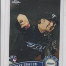 Kyle Drabek RC Trading Card Single 2011 Topps Chrome #215 Blue Jays