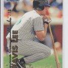 Travis Lee Trading Card Single 1999 Fleer Tradition #10 Diamondbacks