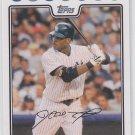 Robinson Cano Trading Card Single 2008 Topps #136 Yankees