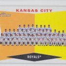 Kansas City Royals TC Trading Card Single 2009 Topps Heritage #413