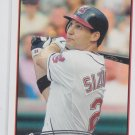 Grady Sizemore Trading Card Single 2012 Topps #96 Indians