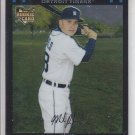 Mike Rabelo RC Trading Card Single 2007 Topps Chrome #307 Tigers
