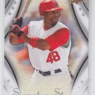 Torii Hunter Trading Card Single 2009 UD SIgnature Stars #96 Angels