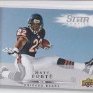 Matt Forte RC Trading Card Single 2008 Upper Deck First Edition #181 Bears