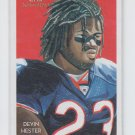 Devin Hester Trading Card Single 2009 Topps National Chicle #182 Bears