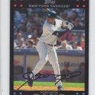 Robinson Cano Trading Card Single 2007 Topps #225 Yankees