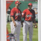 Robinson Cano & Victor Martinez Trading Card Single 2010 Topps Update Series #65