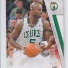 Kevin Garnett Trading Card Single 2010-11 Season Update #3 Celtics