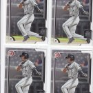 Erik Anderson Trading Card (4) 2015 Bowman #BP81 White Sox