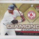 David Ortiz Diamond Producers Insert 2006 Fleer Ultra #DP5 Red Sox