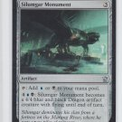 Silumgar Monument Uncommon Magic The Gatheirng Dragons Of Takir 245/264 x1