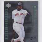Mo Vaughn Diamond Dominance 1999 Black Diamond #D6 Red Sox 396/1500 *BILL