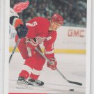 Nicklas Lidstrom Trading Card Single 2002-03 Topps Total #1 Red Wings