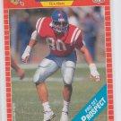 Wesley Walls RC Trading Card Single 1989 Pro Set #538 49ers