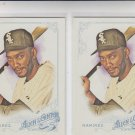 Alexei Ramirez Trading Card Lot of (2) 2015 Topps Allen & Ginter #126 White Sox