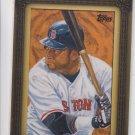 David Ortiz Wal Mart Dick Perez Insert 2008 Topps #WMDP4 Red Sox