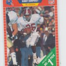 Bobby Humphrey Trading Card Single 1989 Pro Set RC #493 Broncos