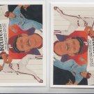 Mike Schmidt Trading Card Lot of (2) 1990 Upper Deck #20 Phillies