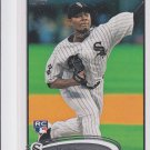 Jose Quintana Trading Card Single 2012 Topps Update Series RC #US257 White Sox