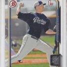 James Needy Trading Card Single 2015 Bowman #BP60 Padres
