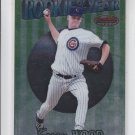 Kerry Wood Rookie of the Year Insert 1999 Bowmans Best #ROY2 Cubs *BILL