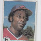 Wayne Cage Trading Card Single 1979 Topps #150 Indians